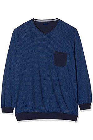 Seidensticker Men's Sj Jacquard Anzug Lang Pyjama Set