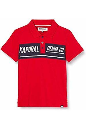 Kaporal 5 Boy's Elbar Polo Shirt, Tango