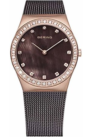 Bering Time Women's Analogue Quartz Stainless Steel Coated 12426 - 262