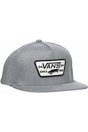 Vans _Apparel Full Patch Snapback Boys Cap, Heather