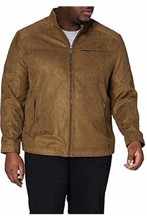 Jack & Jones Men's Jcorocky Jacket Ps Leather