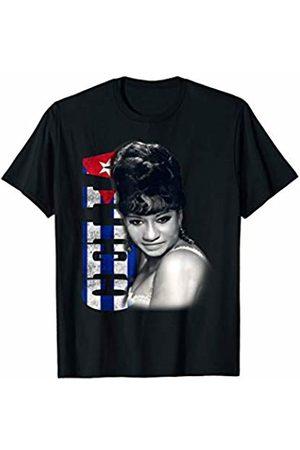 TShirt-Maker Celia Cruz Cuban Flag T-Shirt