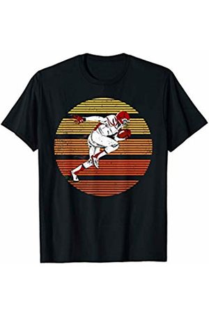 Vintage Retro Rugby Gift Rugby Sports Lover Gift Vintage Retro Rugby T-Shirt