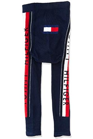 Tommy Hilfiger Baby Girls' Th Tracksuit 1p Stripe Tights