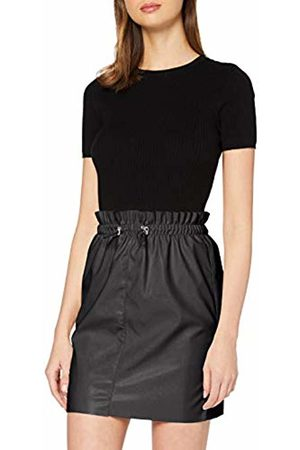 Vero Moda Women's Vmawardsif Hw Short Coated Skirt