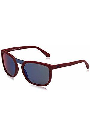 Ray-Ban Men's 0EA4123 Sunglasses, (Matte )