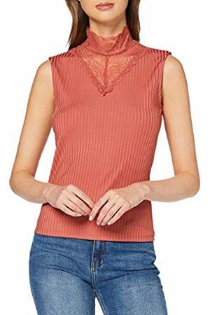 Vero Moda Women's Vmoda Sl Lace Tee Ga Vo Vest