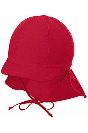Sterntaler Baby Girls' Schirmmütze M. Nackenschutz Hat