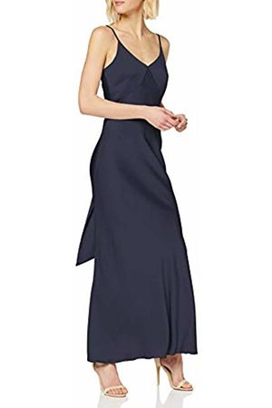 warehouse Women's Satin Cami Maxi Dress Bridesmaid