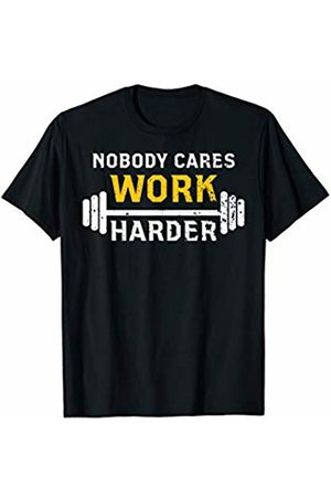 Funny Sports Fanatic Gift Apparel Distressed Workout Funny Exercise weight lifting quote gift T-Shirt