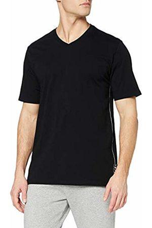 Schiesser Men's Mix & Relax T-Shirt V-Ausschnitt Pyjama Top