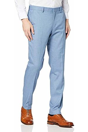 Selected Homme NOS Men's Slhslim-mylologan Lt Stc TRS B Noos Suit Pants
