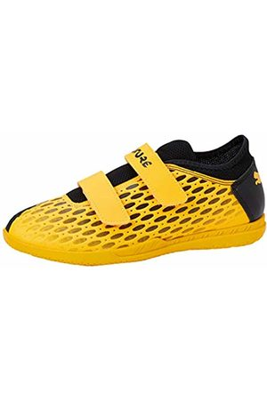PUMA Unisex Kid's Future 5.4 IT V JR Football Boots, (Ultra 01)