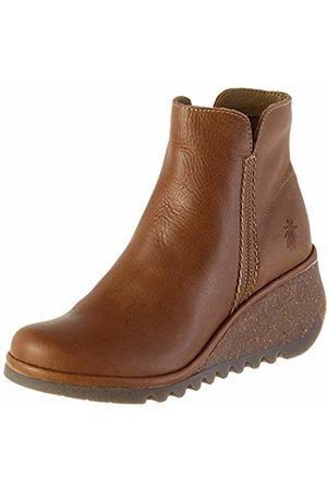 Fly London Women's NEJI196FLY Ankle Boots, (Camel 007)