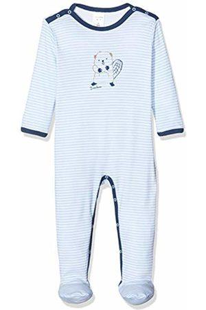 Schiesser Baby Boys Anzug Mit Fuß Pyjama Set