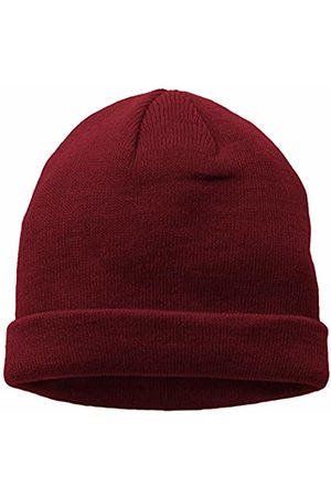 MSTRDS Men's Short Cuff Knit Beanie Knitted hats