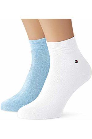 Tommy Hilfiger Men's Th Quarter 2p Calf Socks
