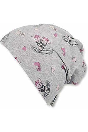 Sterntaler Girl's Slouch Beanie Hat (Silber 513)