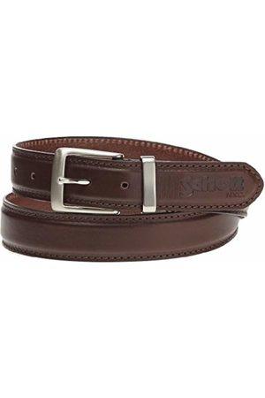 Schott NYC Schott Men's 7308 Plain or unicolor Belt - - - Small (Brand size: 85)