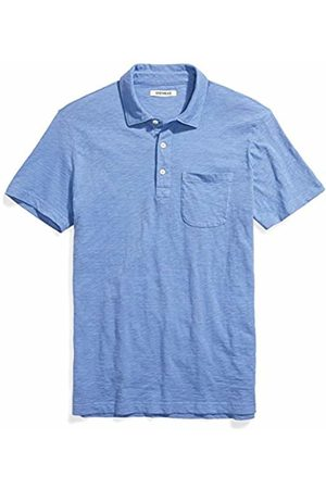 Goodthreads Mens Short-sleeve Slub Polo Short Sleeve Polo Shirt