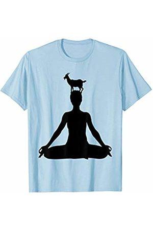 Goat Yoga Shirt Gifts Chakra Yoga Funny Goat Yoga - Goat Yoga Women T-Shirt