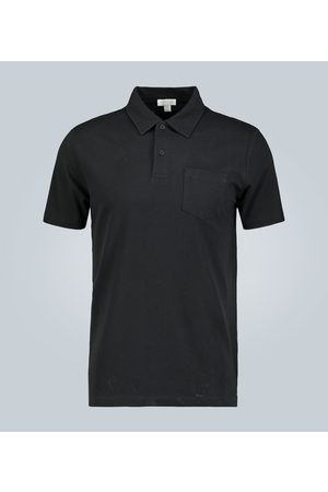 Sunspel Cotton polo shirt