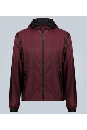 Prada Exclusive to Mytheresa – technical jacket with zip-off sleeves