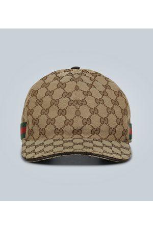 Gucci Original GG canvas baseball hat
