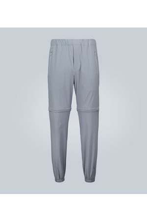 Prada Exclusive to Mytheresa – zip-off stretch pants