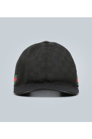 Gucci Baseball with web stripe