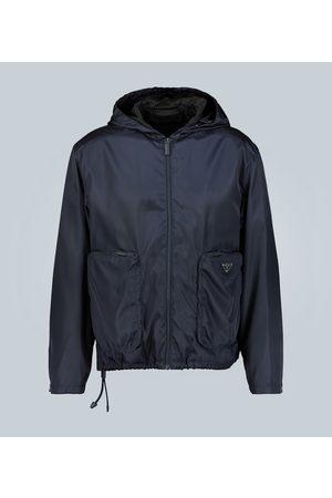 Prada Nylon hooded jacket