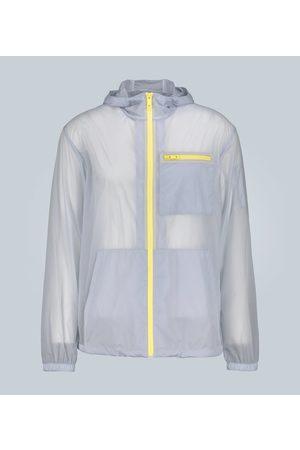 Prada Exclusive to Mytheresa – lightweight zipped jacket