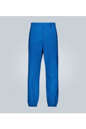 Prada Exclusive to Mytheresa – straight-fit technical pants