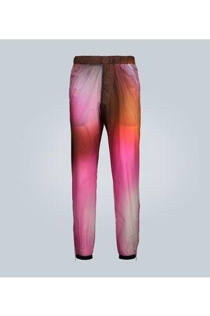 Prada Exclusive to Mytheresa – printed technical pants