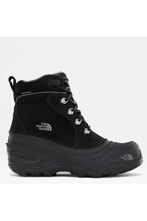 TheNorthFace Snow Boots - Designed for budding explorers who need serious protection from the elements. High cut and easy to lace, this boot provides a snug fit for around-the-clock comfort. Heatseeker™ insulation provides unwavering warmth in cold condit