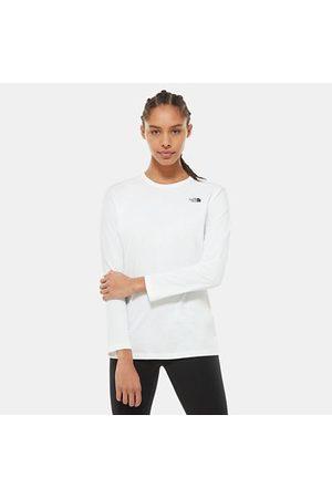 TheNorthFace Women's Simple Dome Long-Sleeve T-Shirt