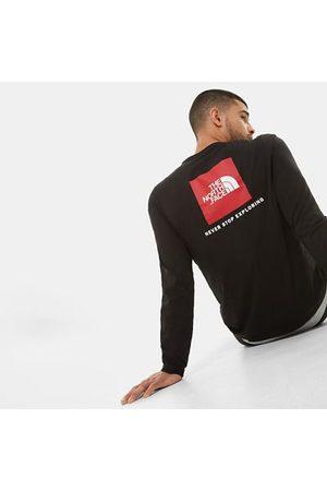 TheNorthFace Men's Box Long-Sleeve T-Shirt