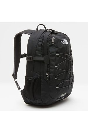 TheNorthFace This classic backpack is fit for any fall adventure in the city. A generous 29 litres of volume is divided into two handy compartments to keep all of your gear safe and sound. Inside you'll find a laptop pouch, a stashable hip belt and all th