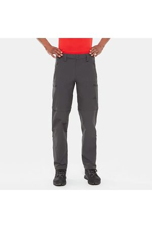 TheNorthFace Move with freedom in changing conditions: these classic all-year-round trousers are ideal for adventures on and off the trail. Wear them long in mild or wet weather for added protection, but when the sun comes out and the intensity increases,