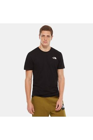 TheNorthFace A real bestseller. Elegant and simple in design, this t-shirt is is ideal for hanging out indoors or releasing some energy in the wild. Subtle yet unmistakable prints on the front and back make sure you always look and feel the part.