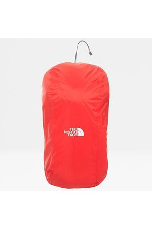 TheNorthFace An essential piece of gear for any explorer. Even in the heaviest downpours, this lightweight, packable rain cover will cover your back – quite literally. Featuring fully taped seams and a drain hole for effective water management.