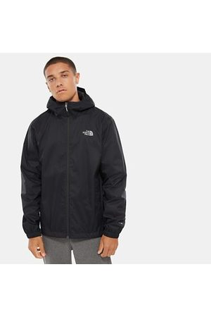 TheNorthFace Soft to the touch but hard on the rain, this renowned hooded waterproof shell is ideal for wet mountain adventures. DryVent™ fabric wicks away sweat and repels snow, sleet and rain, so you stay dry and focused all day. A brushed knit back nec