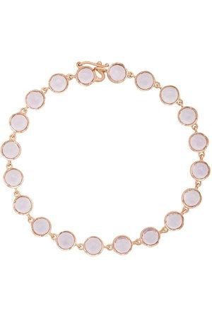 Irene Neuwirth 18kt rose and Rose de France bracelet
