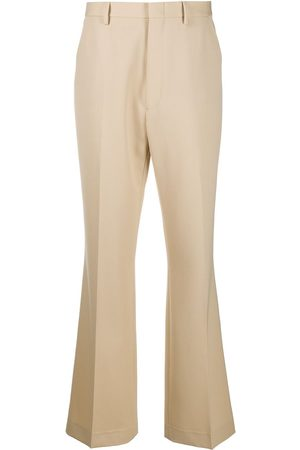 ETRO Wide-leg tailored trousers - Neutrals