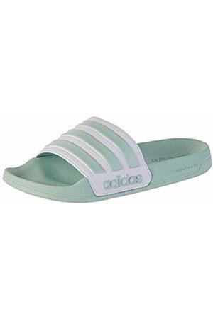 adidas Women's Adilette Shower Slide Sandal, Tint/Footwear / Tint