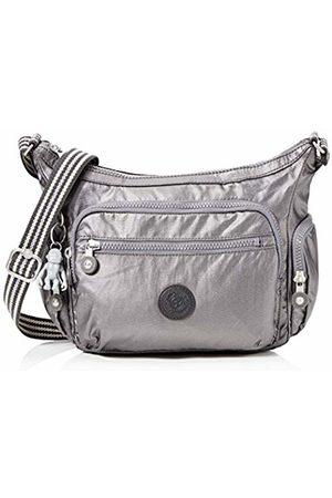 Kipling Gabbie S Women's Cross-Body Bag, (Carbon Metallic)