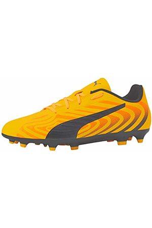 Puma Unisex Kid's ONE 20.4 FG/AG JR Football Boots, (Ultra - Alert 01)