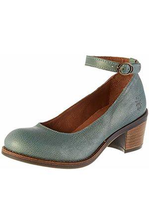 Fly London Women's ZAKE610FLY Ankle Strap Heels, (Mynt 003)
