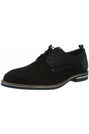 s.Oliver Men's 5-5-13202-24 Brogues, (Navy 805)