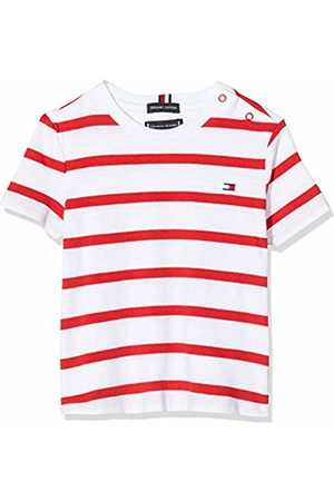 Tommy Hilfiger Boy's Nautical Stripe TEE S/S T - Shirt